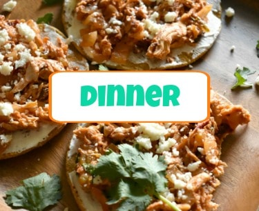 family friendly healthy dinner ideas