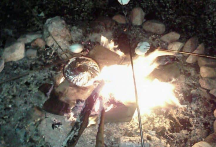 host the last bonfire- fun outdoor fall activities for families and couples
