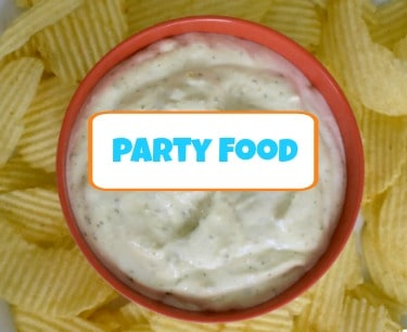 family friendly healthy party food ideas