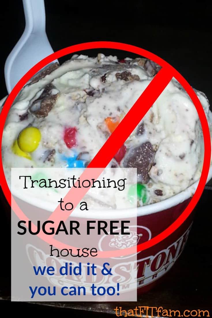 sugar actually has been shown to have very addictive properties NO MORE SUGAR,