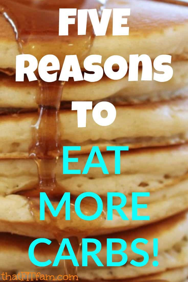 reasons to eat more carbs for weight loss, diet tips