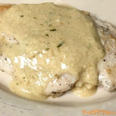 quick and easy mustard chicken that is actually healthy! and low fat! very diet friendly!