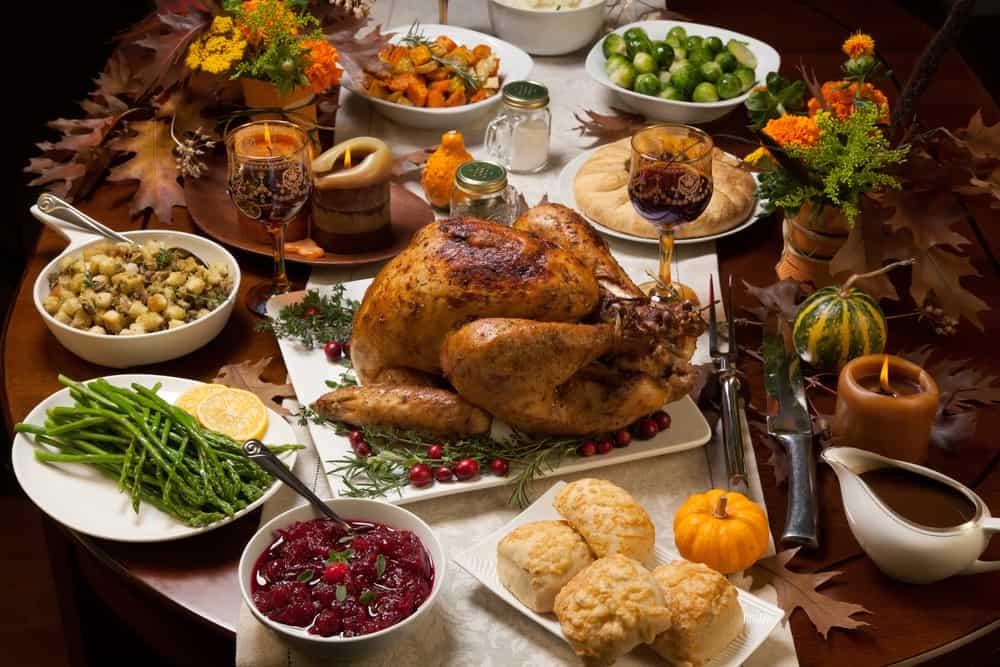 Thanksgiving Morning Traditions