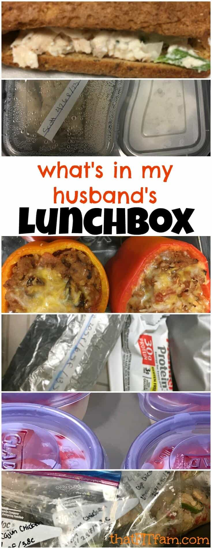 what's in my husband's lunchbox! easy, healthy lunchbox ideas for work! diet friendly, low carb