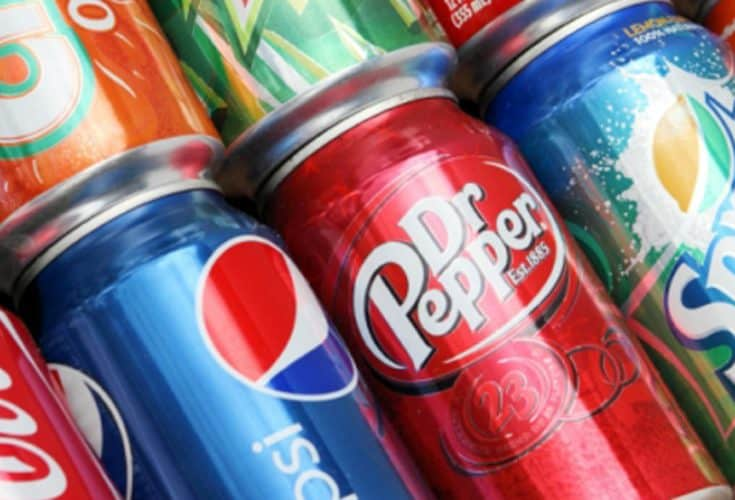 how to give up soda easily in just 3 steps! we are so much more healthy because of this!