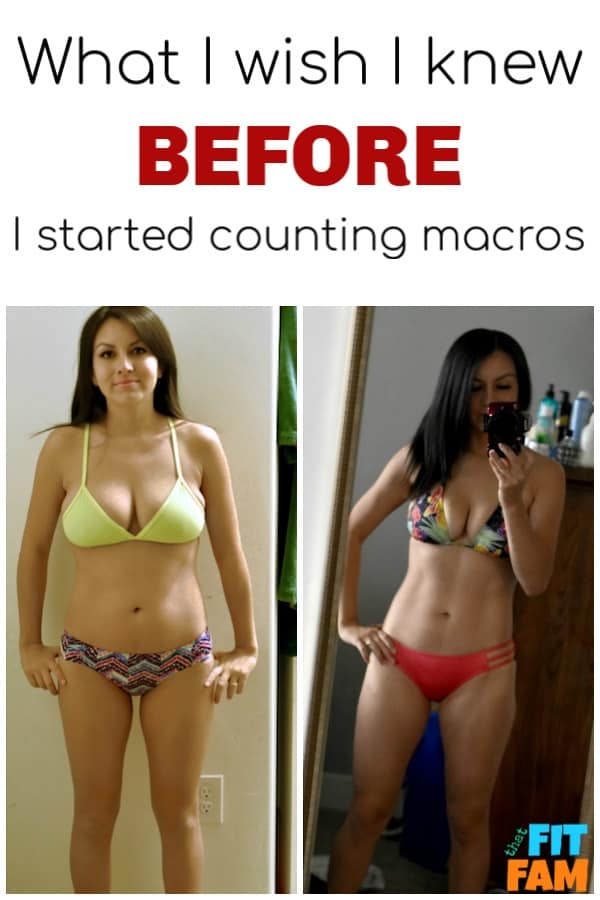 25 things I wish I knew before I started counting macros! such great tips for beginner IIFYM dieters, these really help you avoid the learning curve & see results right away! #weightloss #diet #IIFYM