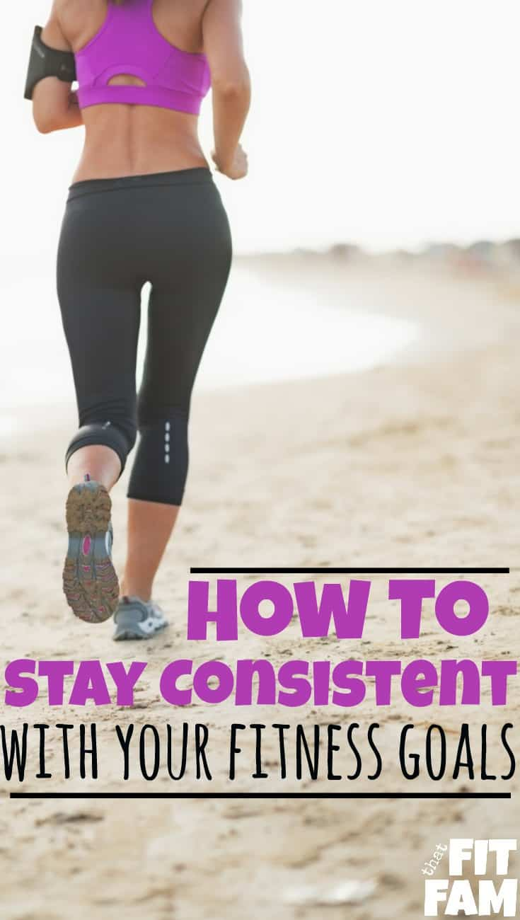 I've recently stumbled upon a great way to stay consistent with your fitness goals. It's ridiculously easy. Anyone can do it and stick to it every day.
