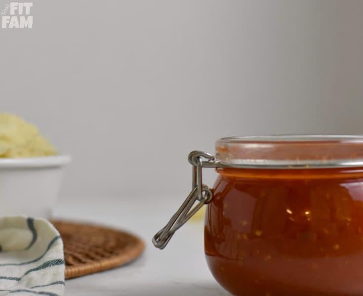 Homemade Chipotle Salsa