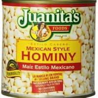 La Juanita Hominy (25oz)