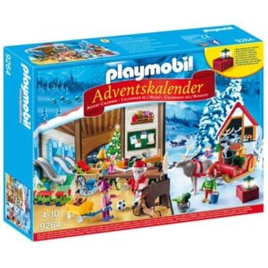 non candy advent calendars for christmas countdown