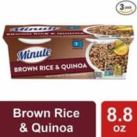 Brown Rice & Quinoa