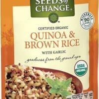 Quinoa & Brown Rice