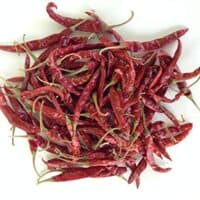 Dried Arbol Chiles