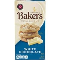 Baker's Premium White Chocolate Bar