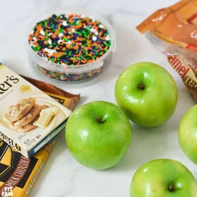 how to make chocolate caramel apples