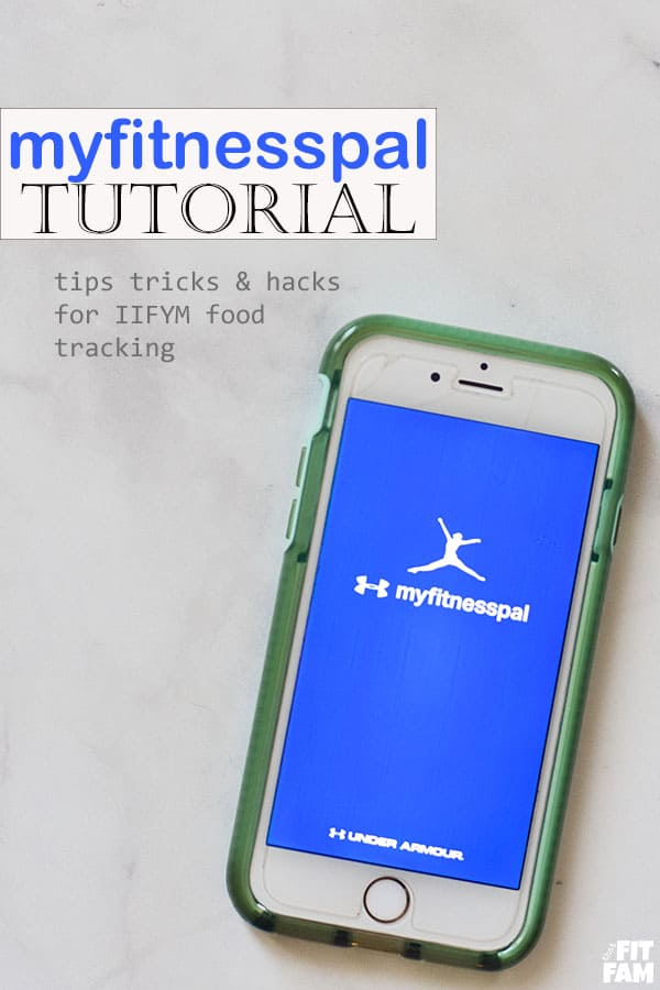 MyFitnessPal tutorial goes over all the basics as well as some tips & hacks for using the app to help you succeed with IIFYM