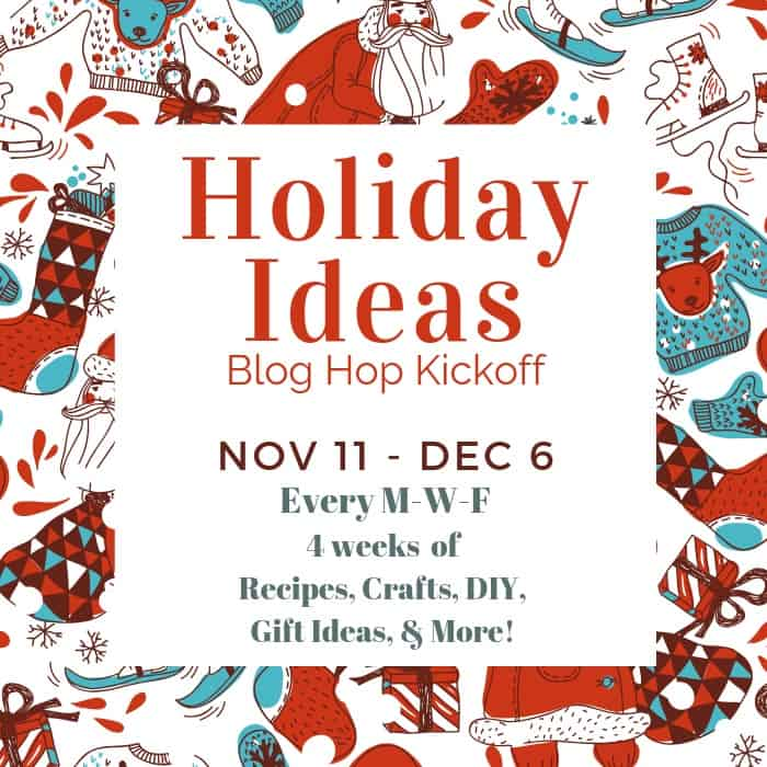 Christmas Blog Hop Kick Off