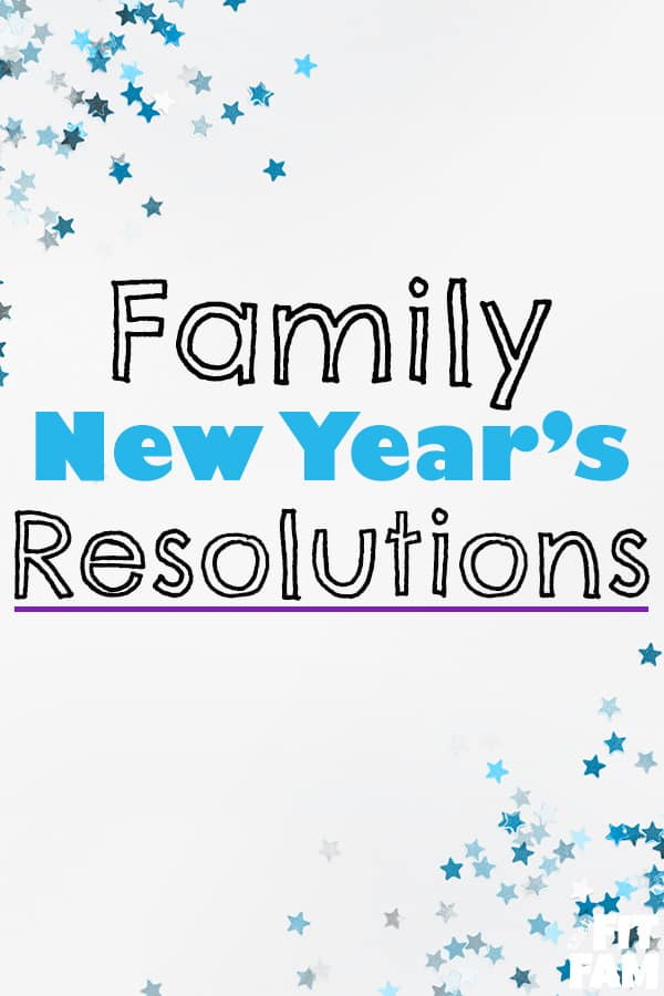family resolutions