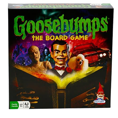 Goosebumps Movie Game - Battle Each Other In A Frantic Race To The Typewriter